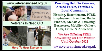 Veterans In Need C.I.C South East London