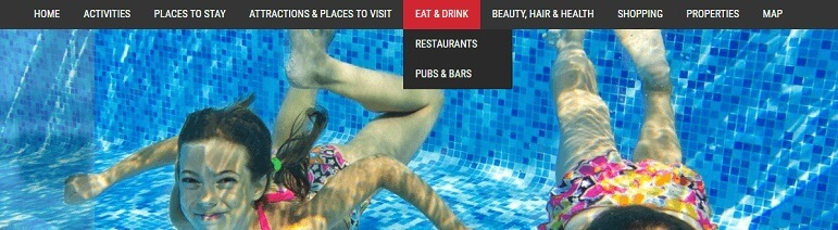 Drop Down menus Advertise with us What's on in South East London